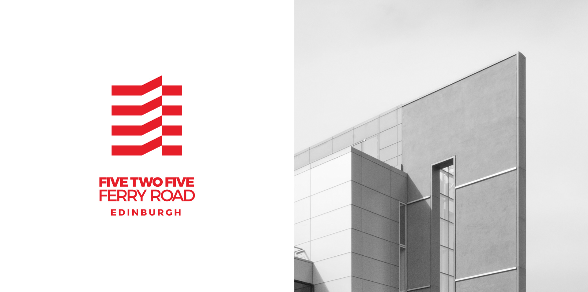 525 Ferry Road Edinburgh Identity