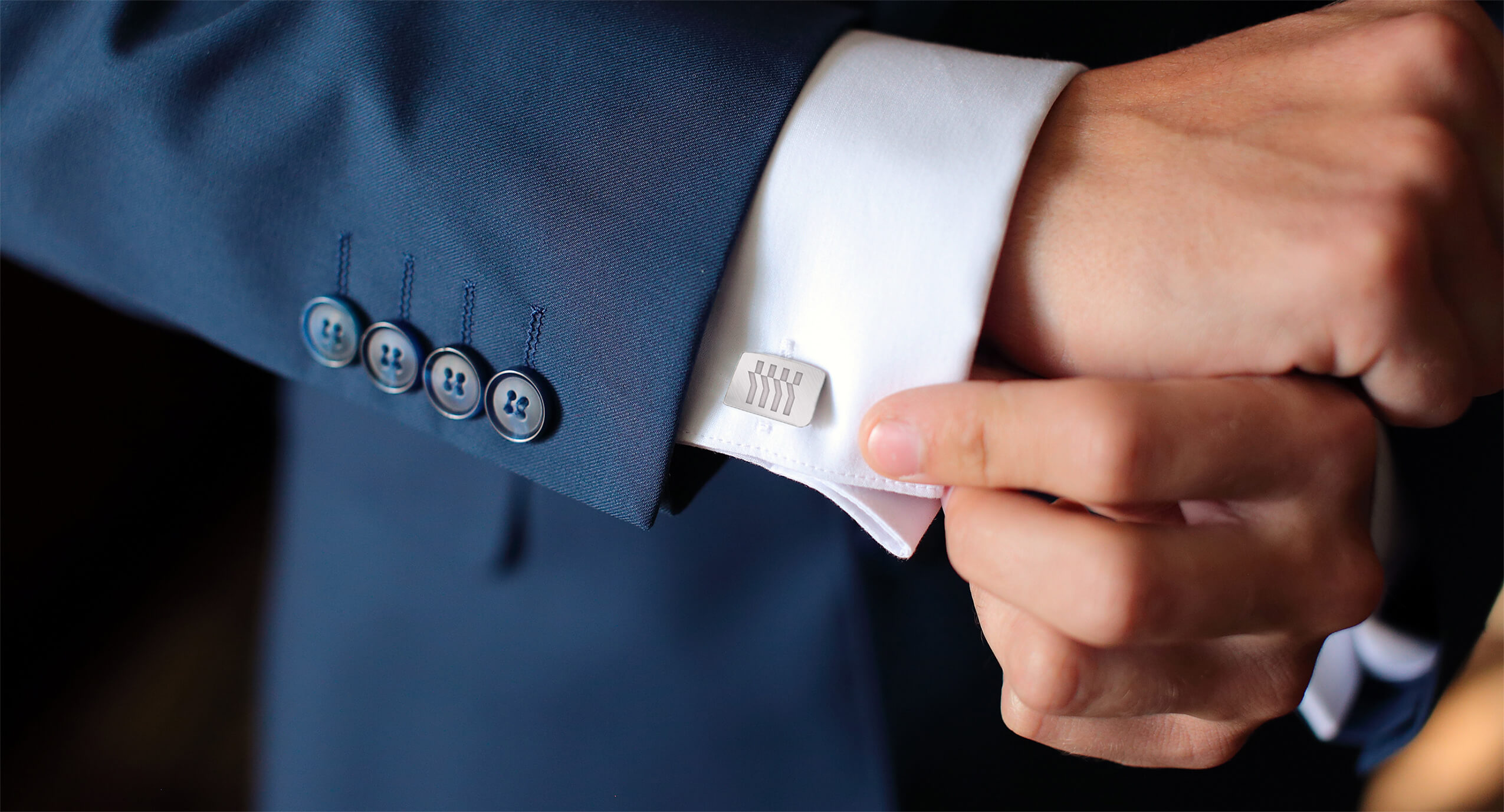 525 Ferry Road Edinburgh Cufflinks