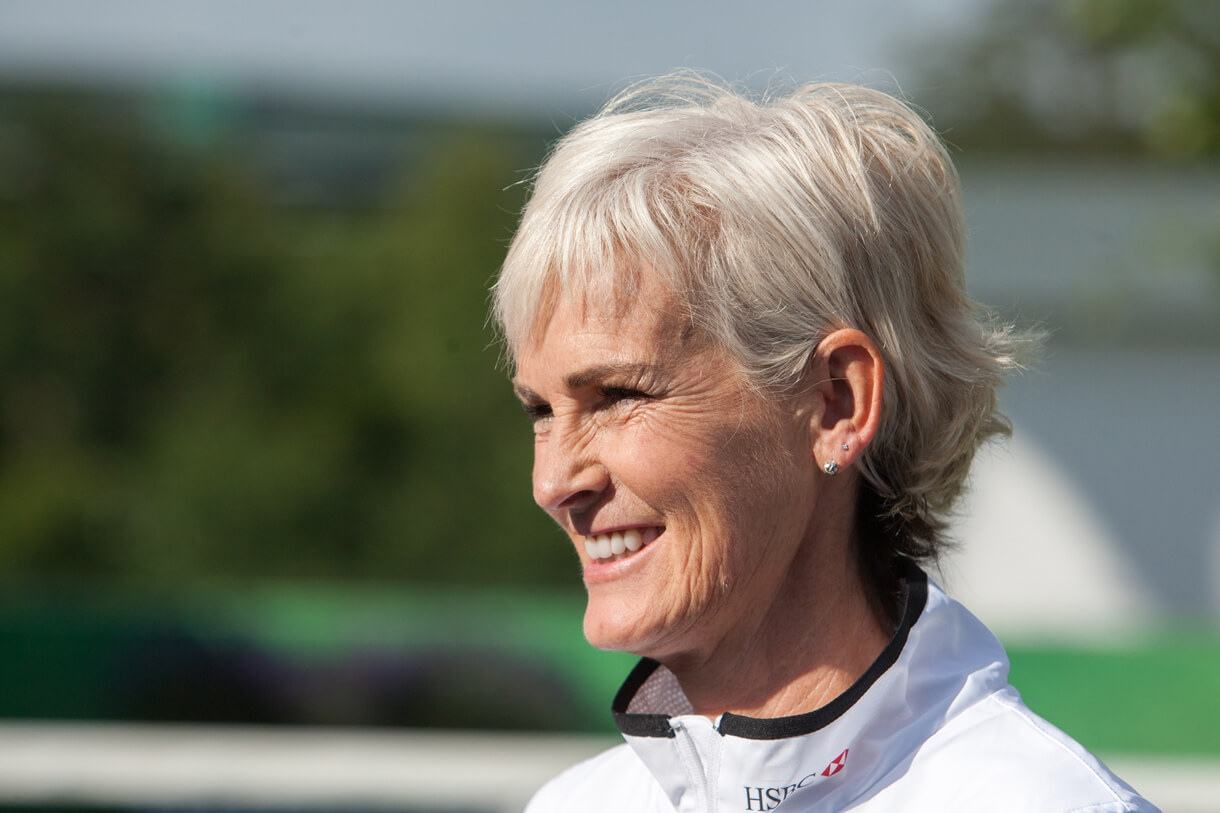 Judy Murray Profile